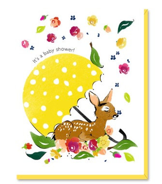 Fawn Baby Shower