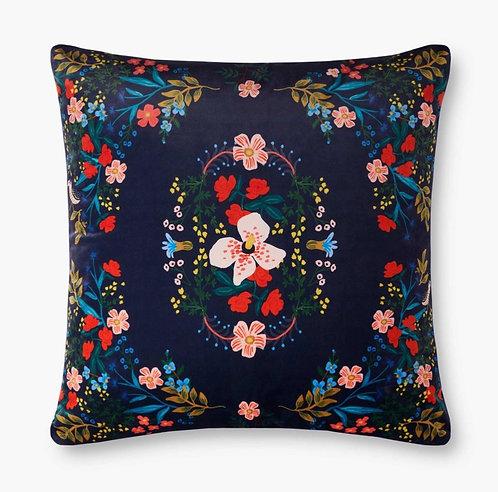 Luxembourg Velvet Pillow