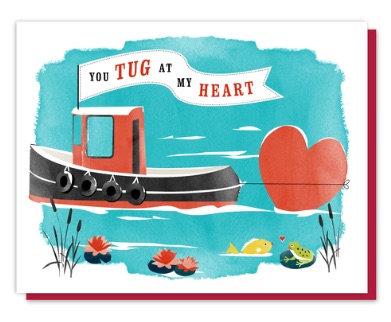 Heart Tug Boat