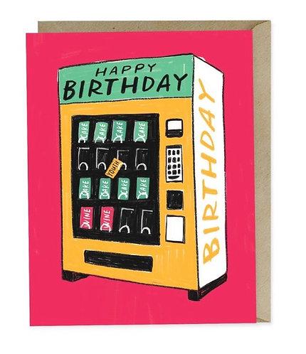 Vending Machine Birthday