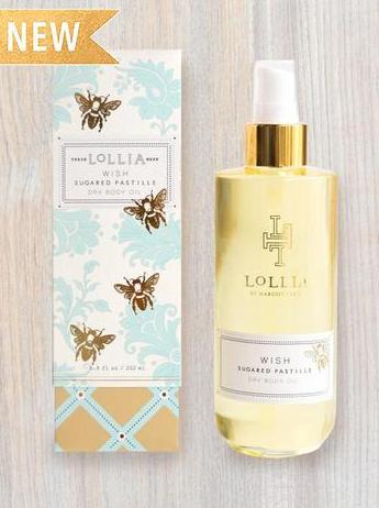 Lollia Wish Dry Body Oil