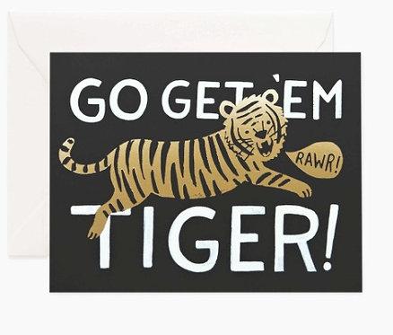 Go Get 'Em Tiger!