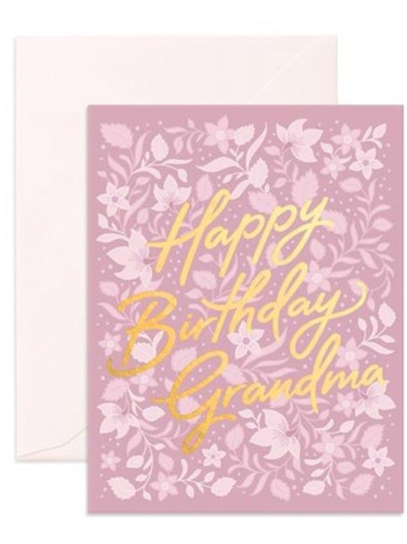 Birthday Grandma