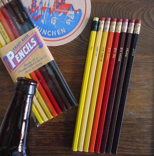 Beer Pencils