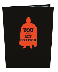 You Are My Father Fathers Day Card