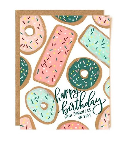 Doughnut Birthday