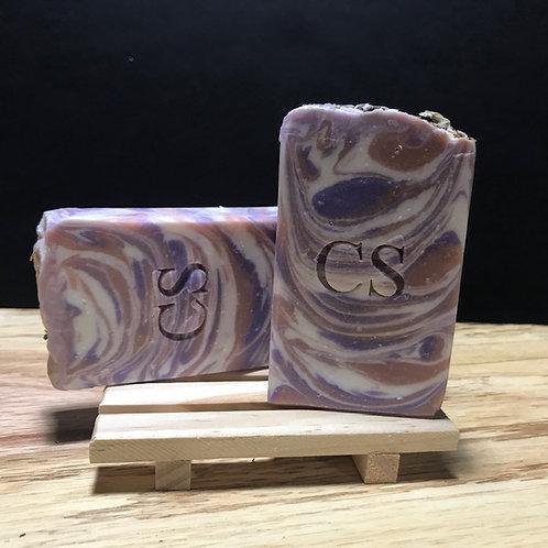Lavender Body Bar