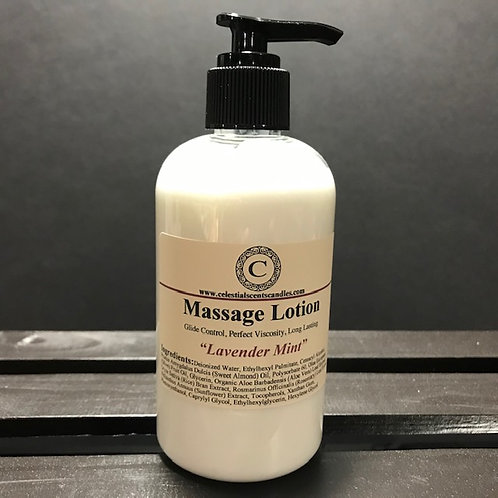 Massage Lotion - 8oz