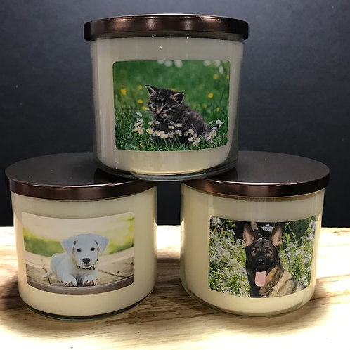 All About Pets Candles