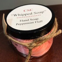 Whipped Hand Soap