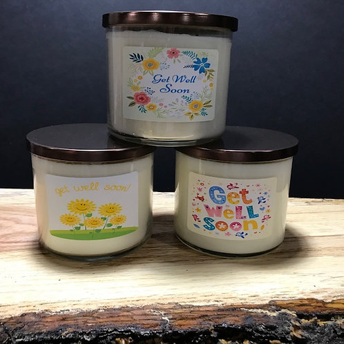 Get Well Soon Candles