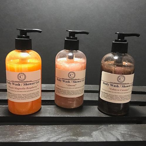 Body Wash / Shower Gel - 8oz