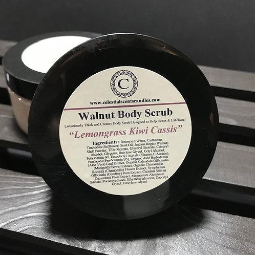 Walnut Body Scrub - 8oz