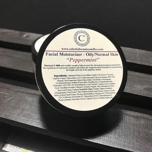 Facial Moisturizer - Oily/Normal Skin - 2oz