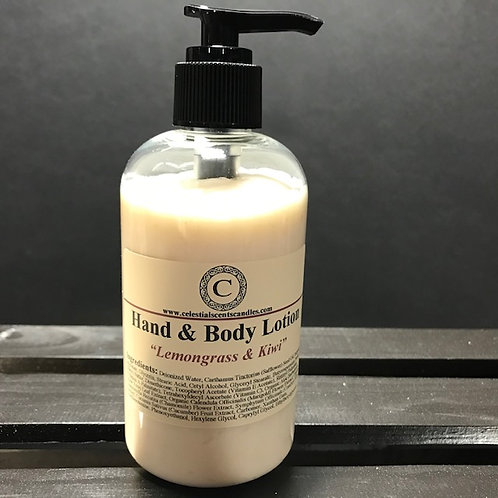 Hand & Body Lotion - 8oz