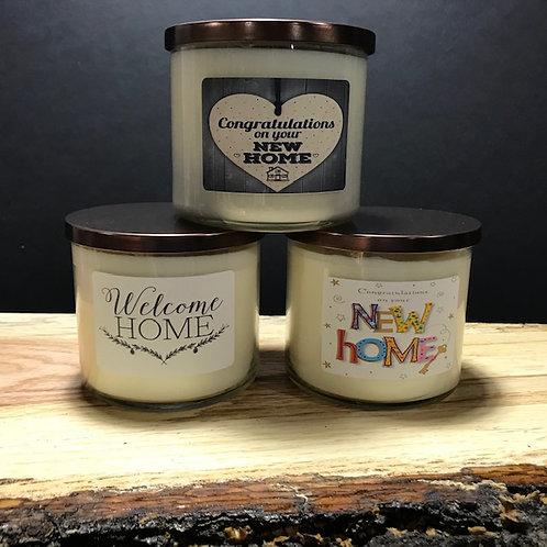 New Home/Welcome Home Candles