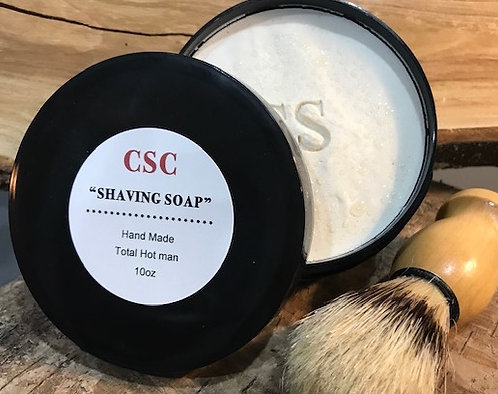 Shaving Soap in Tub