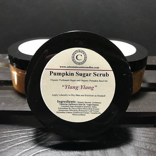Pumpkin Sugar Scrub - 8oz