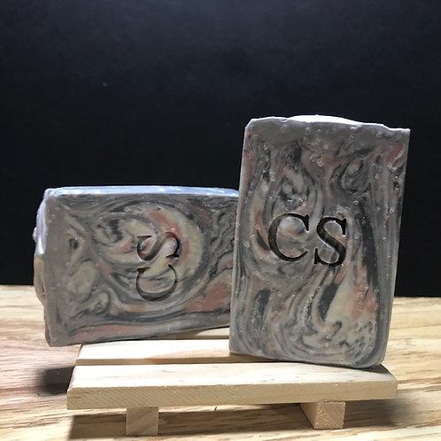 Peppermint Charcoal Body Bar