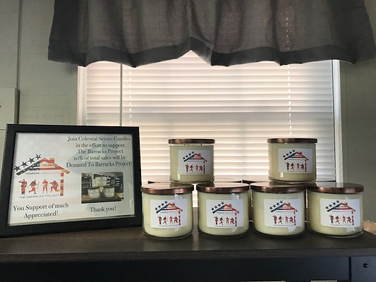 TBP Specialty Candle