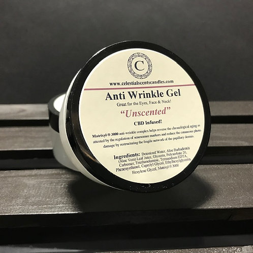 Anti Wrinkle Gel - 2oz