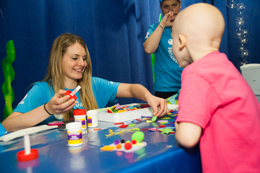 St. Jude Children's Hospital Day of Play