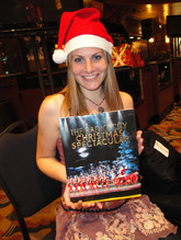 Radio City Christmas in August Press Event