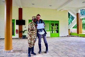 uganda samantha sendor gorilla trekking bwindi