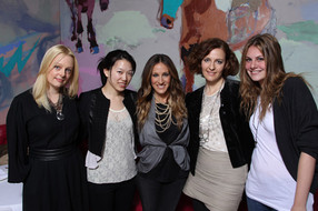 Press Event for SJP:NYC perfume with Sarah Jessica Parker