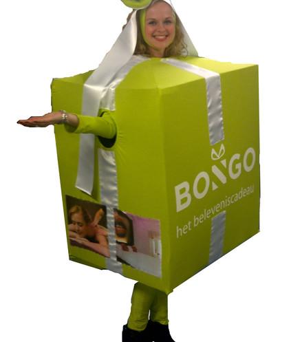 Bongo cadeau