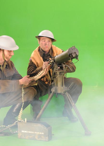 Soldaten 2e wereldoorlog