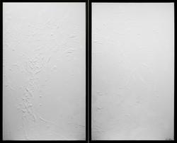 Vibrations of white N° VI/1 - 2013