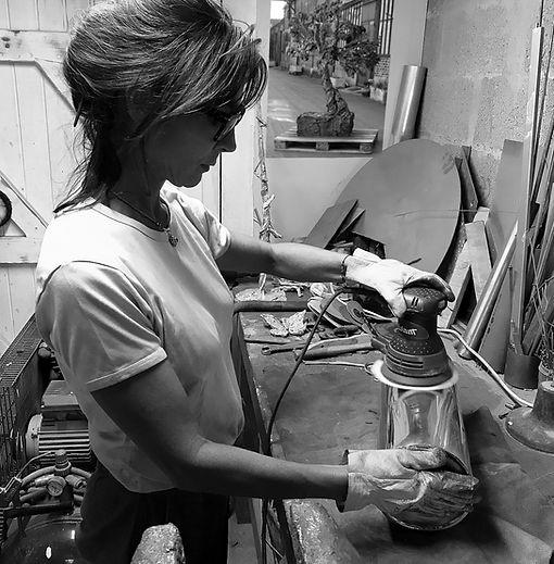 femme artiste, art feminin,france, grece, nature,