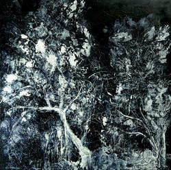 Vibrations of night N°VII/2 - 2016