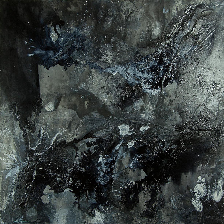 Vibrations of night N° VII/1 - 2015