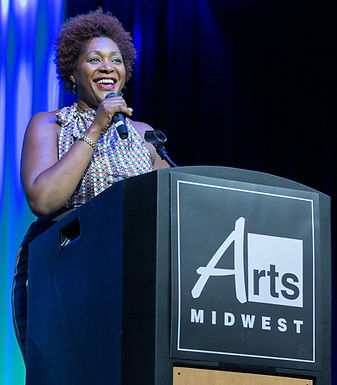 Enjoy a Reading by Wisconsin & Milwaukee Poet Laureate Dasha Kelly Hamilton, Then Step Up to the Mic