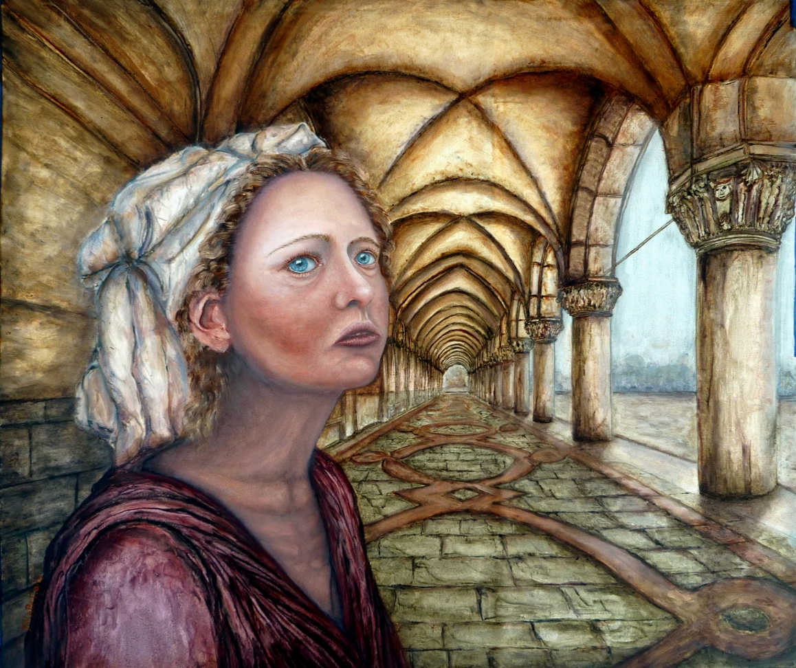 Donna di Venecia