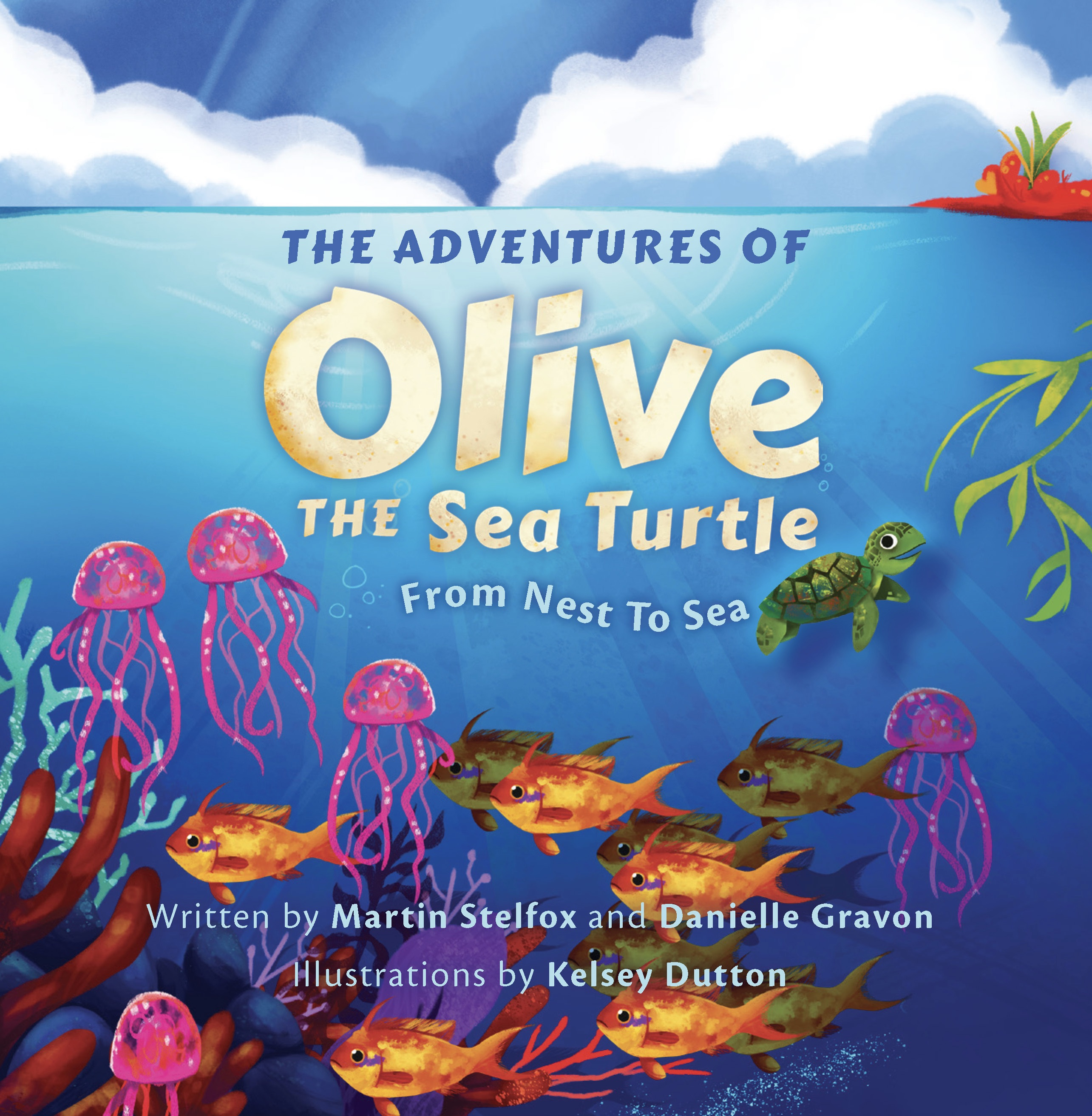 The Adventures of Olive the Sea Turtle