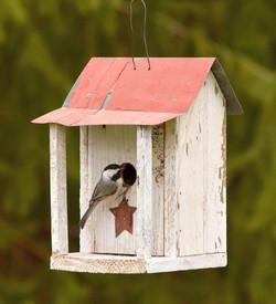 Shack Bird House