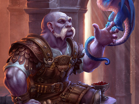 A note on the dwarves of Anor . . .
