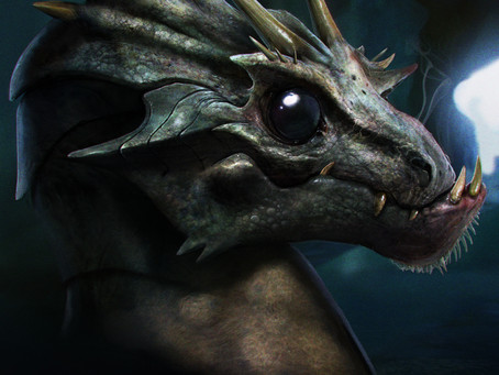 A note on the war dragons of Dávanor . . .