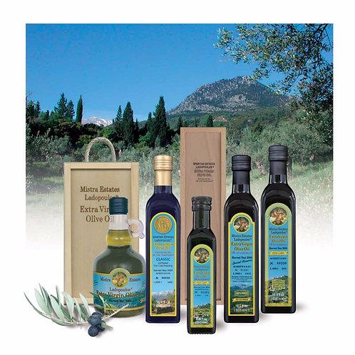 Mistra Estates Extra Virgin Olive Oil (Case)