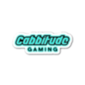 Cabbitude Gaming sticker.png