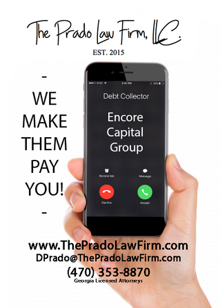 Collection calls from Encore Capital Group?