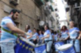 Napoli Samba ai Quartier Spagnoli