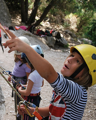 escalade, sport activite, baronnies, residence***, camping***, fontaine annibal, buis, drome, provence