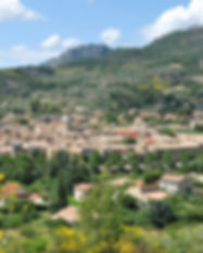 course, orientation, sport,residence***, fontaine annibal, camping***, buis, baronnies, drome provencale