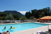 piscine camping*** la fontaine d'annibal