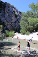 plage riviere la fontaine annibal