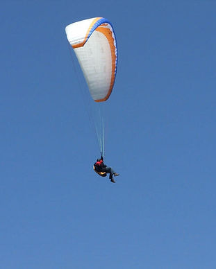 parapente, vol, sport, buis les baronnies, residence***, camping***, fontaine annibal, drome, provence